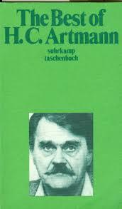 Zum hundertsten Geburtstag des Dichters H.C. Artmann am 12. Juni